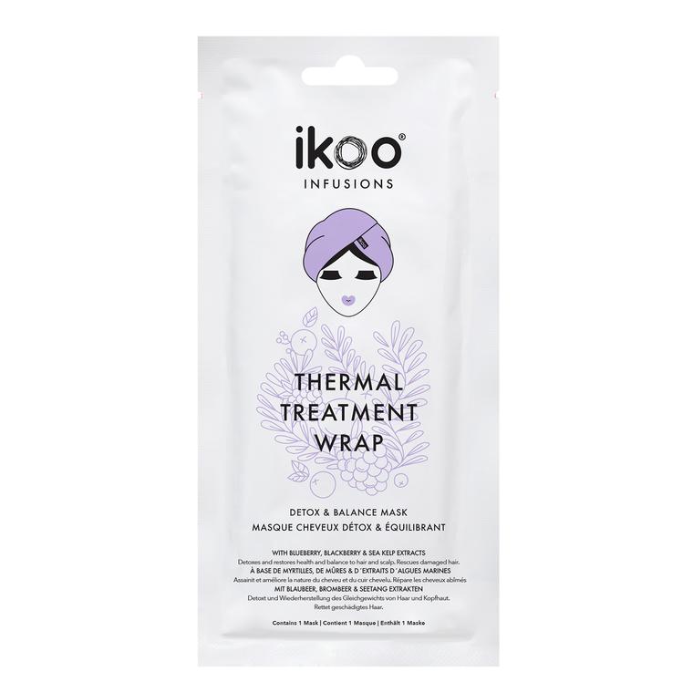 Termalna maska za detoksikaciju kose IKOO Infusions Thermal Treatment Wrap 35g