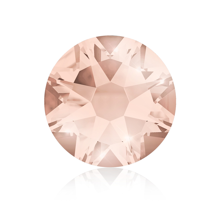 Kristali za nokte SWAROVSKI A 2088 XIRIUS Rose SS12 Silk 20/1