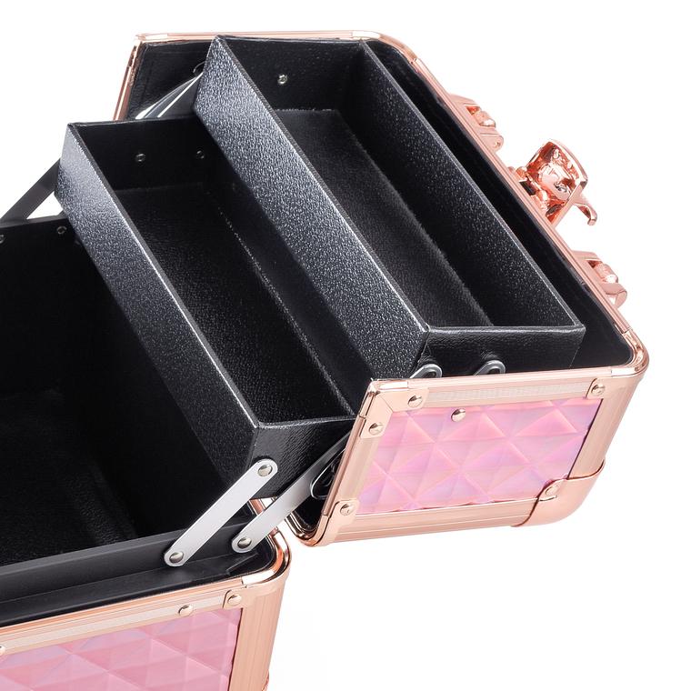 Kofer za šminku, kozmetiku i pribor GALAXY Holographic 1271 H
