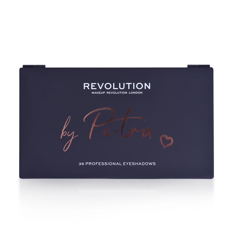 Eyeshadow Palette REVOLUTION MAKEUP X Petra 28.8g