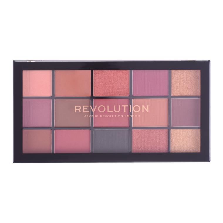 Eyeshadow Palette REVOLUTION MAKEUP Reloaded Newtrals 3 16.5g