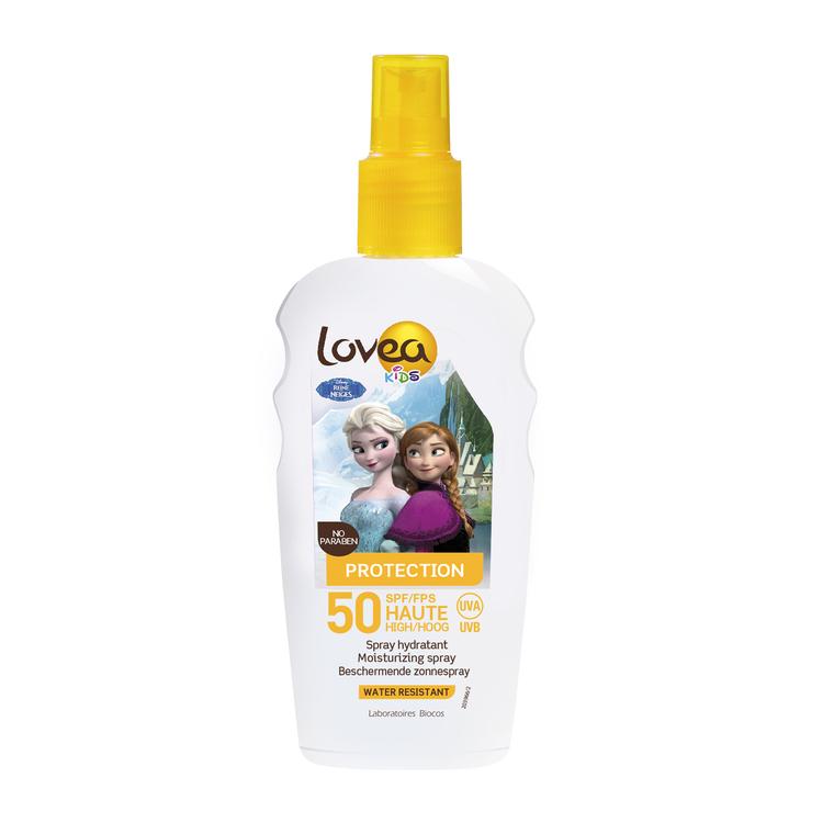 Sprej za sunčanje za decu SPF50 LOVEA 200ml