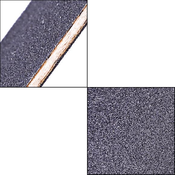 Turpija za nokte TRENDY Crna 240/240
