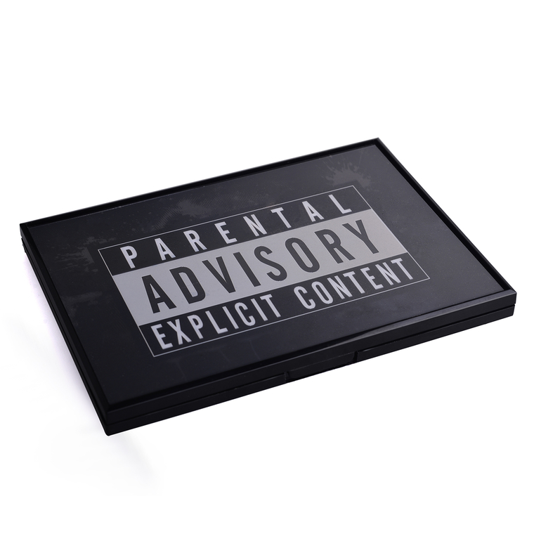Paleta senki za oči I HEART REVOLUTION Parental Advisory 28g