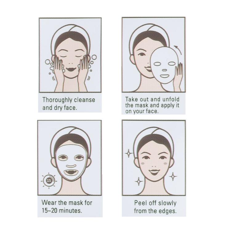 Korejska sheet maska za umirivanje lica sa ekstraktom aloje CALA Soothing 21g