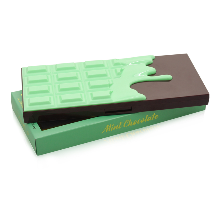 Paleta senki za oči I HEART REVOLUTION Mint Chocolate 22g