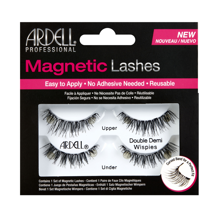 2b16e5fde05 Magnetic Strip Eyelashes ARDELL Double Demi Wispies