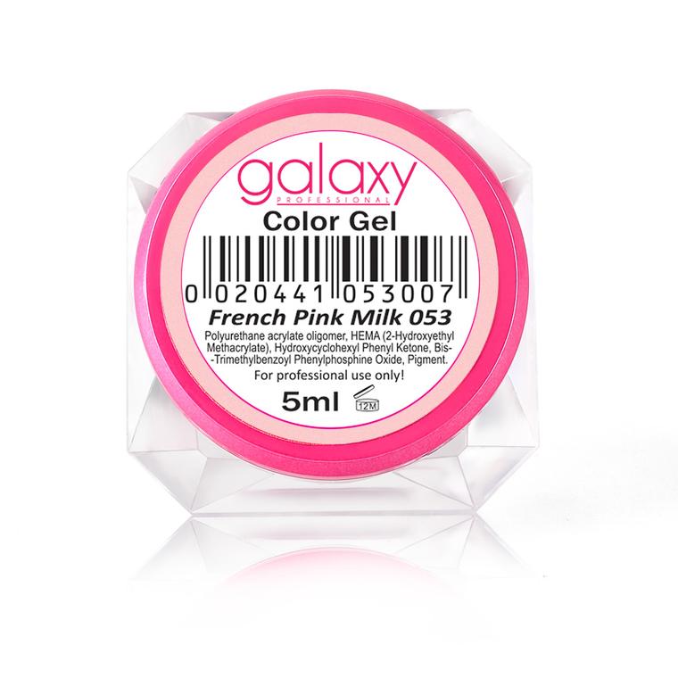 French Pink Milk G053