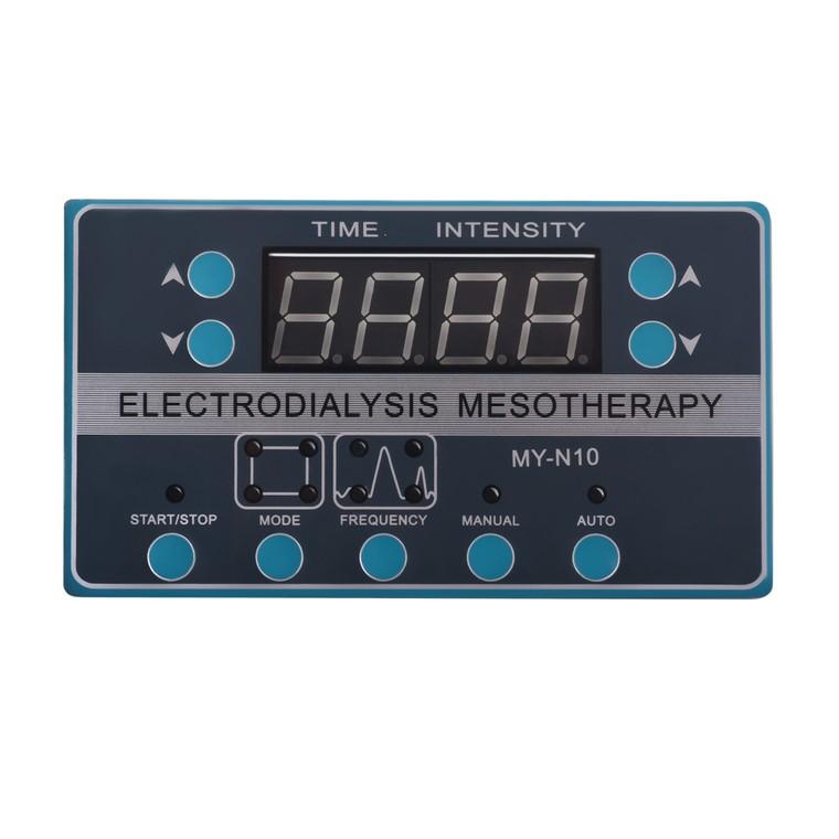 Kozmetički aparat za tretmane tela  MG-317 elektrostimulacija