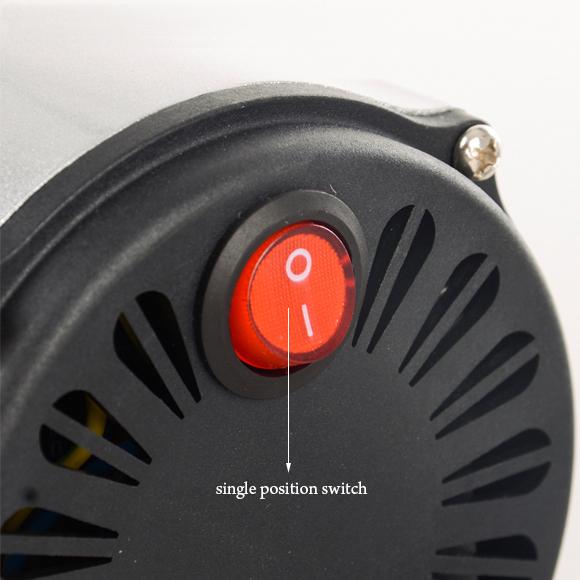 Klipni bezuljni kompresor za airbrush AS18-2 sa jednim izlazom