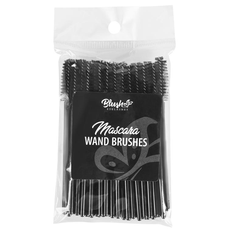 Maskara četkice za svilene trepavice BLUSH Crna 50/1