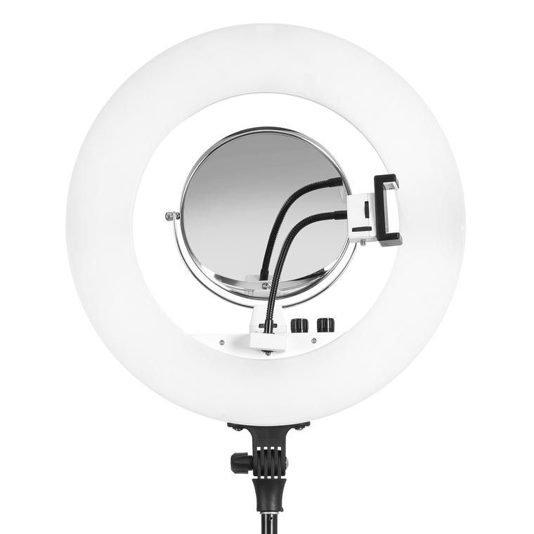 LED Ring Light Photography Lighting with Adjustable Tripod