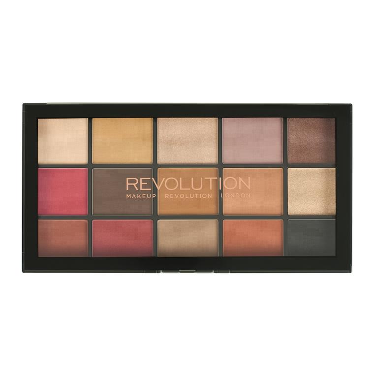 Paleta senki za oči REVOLUTION MAKEUP Reloaded Iconic Vitality 16.5g