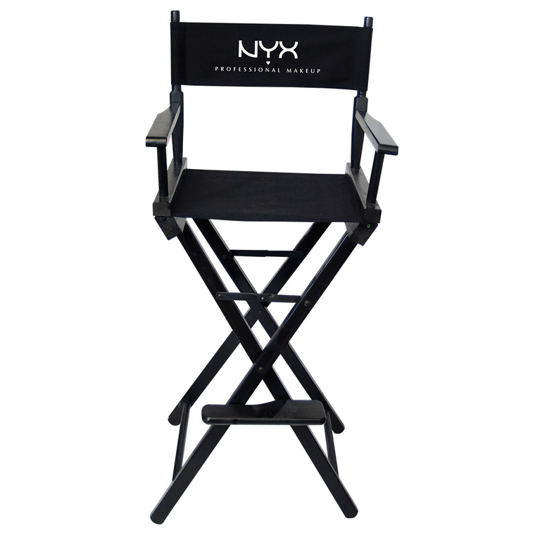 Stolica za šminkanje NYX Professional Makeup Makeup Artist Directions Chair MADC