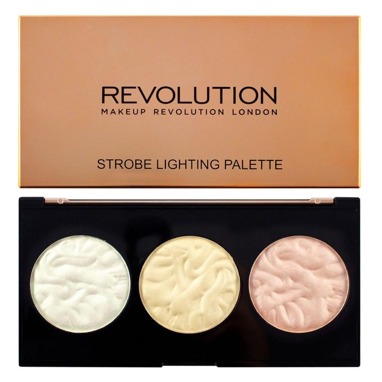 Paleta hajlajtera REVOLUTION MAKEUP Strobe Lighting Palette 15g