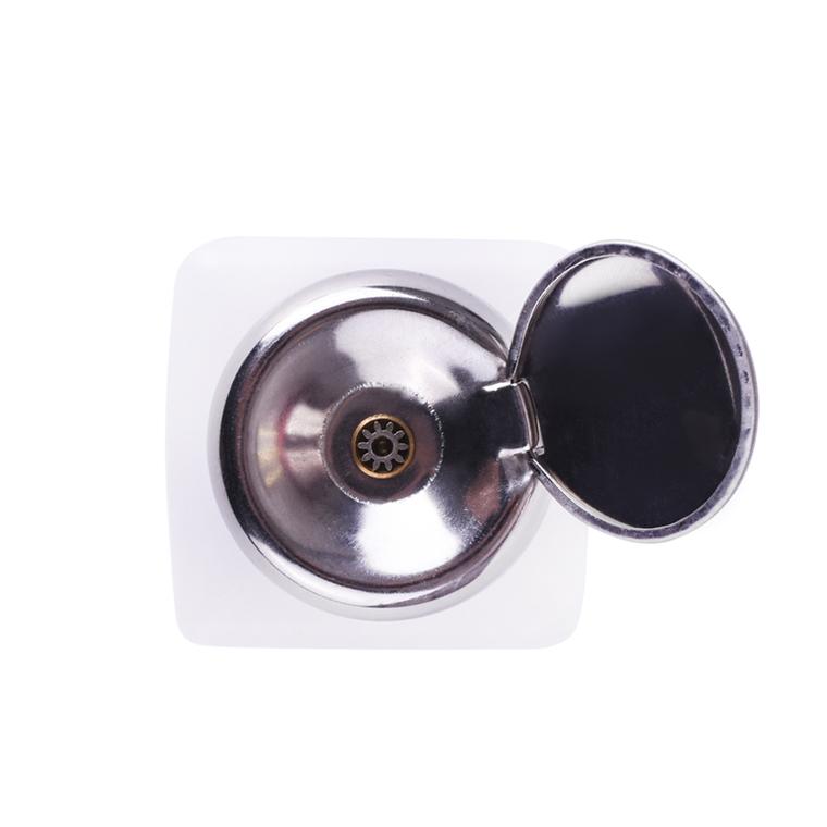 Plastični dozer sa metalnim poklopcem ASNFP4A-6W 200ml White