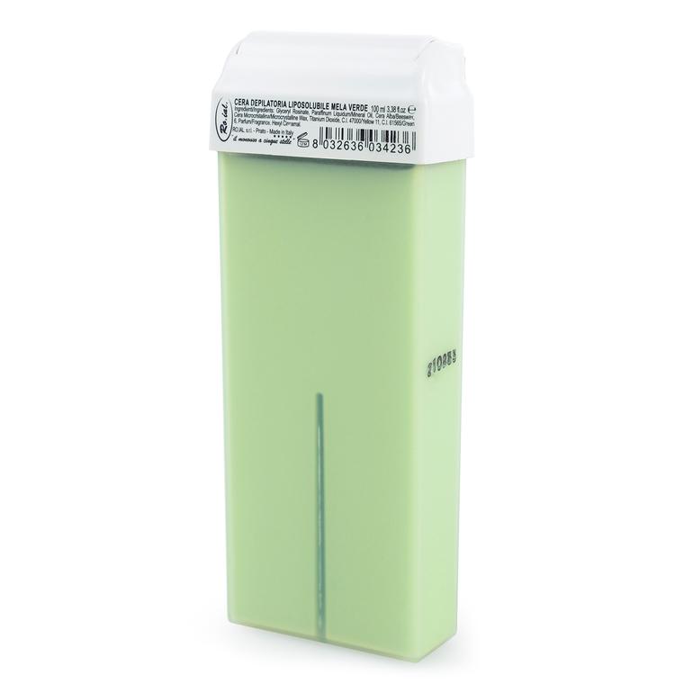 Roller Cartridge Depilatory Wax ROIAL Green Wax 100ml