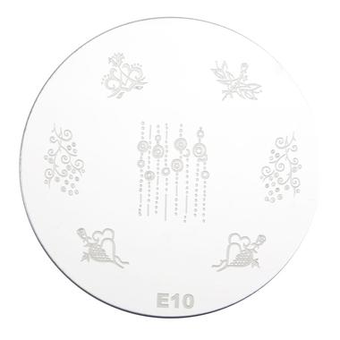 Šablon disk za pečate PMEO1 E10