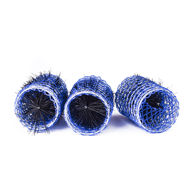 Wire Curlers KIEPE Blue 50mm 6pcs