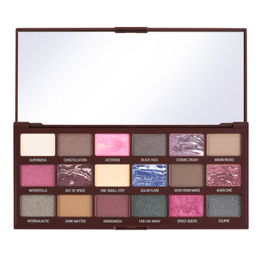 Eyeshadow Palette I HEART REVOLUTION Chocolate Galactic 19g