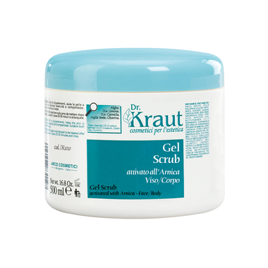 Piling gel za lice i telo DR KRAUT DK1010 500ml