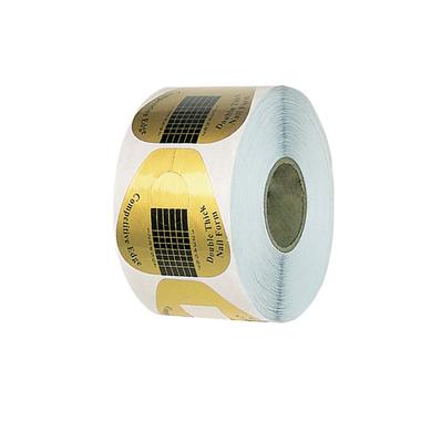Samolepljivi papirni šabloni za izlivanje noktiju u rolni DFN1 500/1