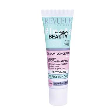 Krema - korektor za matiranje kože lica REVUELE Insta Magic Beauty 35ml
