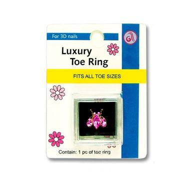 Prsten za nožni prst mušica LTRF