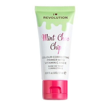 Prajmer za ublažavanje crvenila na licu I HEART REVOLUTION Mint Choc Chip 27ml