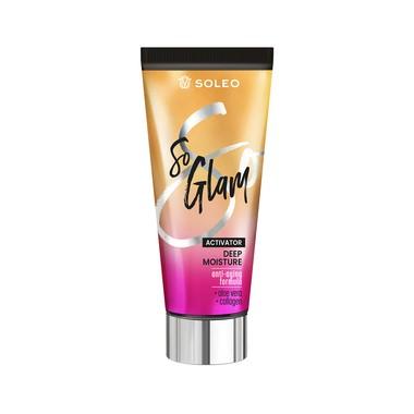 Krema za sunčanje SOLEO Deep Moisture So Glam 150ml
