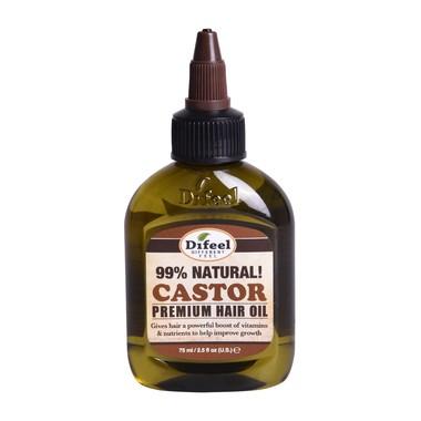 Ricinusovo ulje za kosu DIFEEL 75ml
