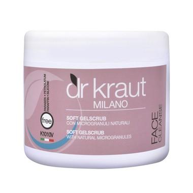Blagi gel piling za lice sa mikrogranulama DR KRAUT K1010V 500ml