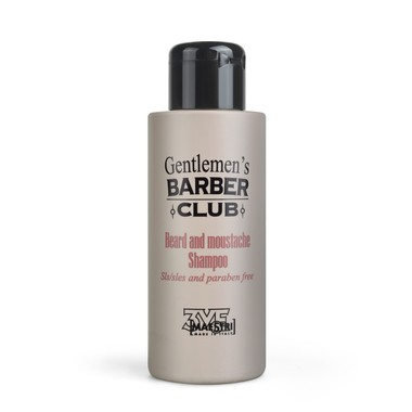 Šampon za bradu i brkove 3ME Gentlemen's Barber Club 100ml