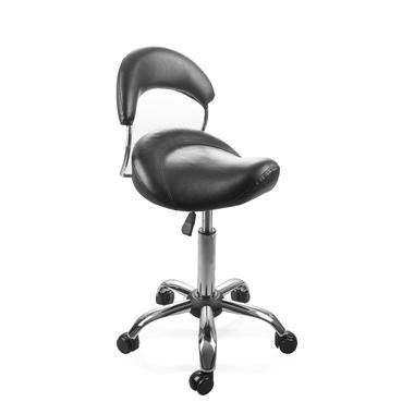Pomoćna stolica Y 1012 crna