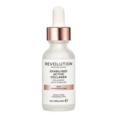 Aktivni kolagen za zatezanje kože lica REVOLUTION SKINCARE Stabilised Active Collagen 30ml