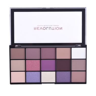 Eyeshadow Palette REVOLUTION MAKEUP Reloaded Visionary 16.5g