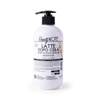 Afterwax Milk DIEFFETTI Aloe 500ml