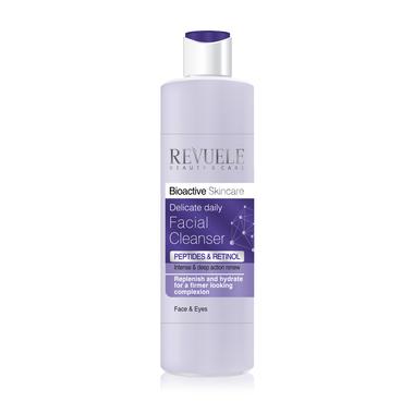 Mleko za uklanjanje šminke REVUELE Bioactive Peptides & Retinol200ml