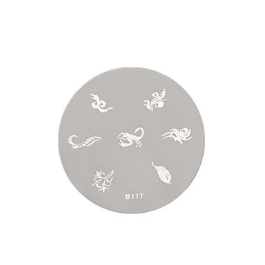 Šablon disk za pečate ASN B117