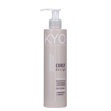 Krema za stilizovanje kovrdžave kose KYO Curly Design 250ml