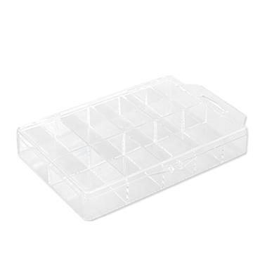 Plastic Tip Box L KLAS 100pcs