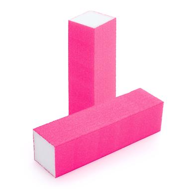 Blok turpija za matiranje noktiju B24 Pink 150#