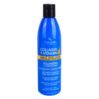 Volumizing Hair Conditioner with Collagen & Vitamin E HAIR CHEMIST 295.7ml