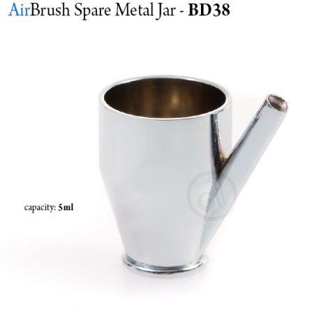 Metalna posuda za boju 5ml BD-38