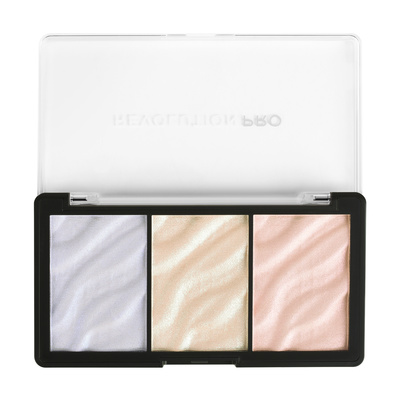 Paleta hajlajtera REVOLUTION PRO Supreme Highlight Ice