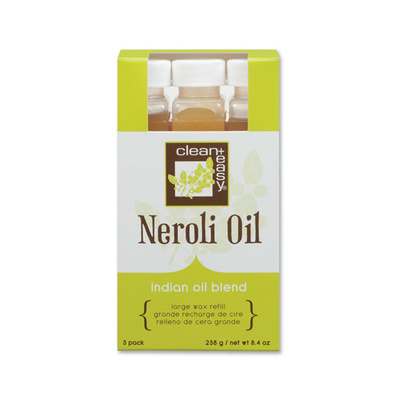 Roller Cartridge Depilatory Wax CLEAN EASY Neroli 3x79g