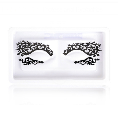 Decorative Paper Lashes PL113