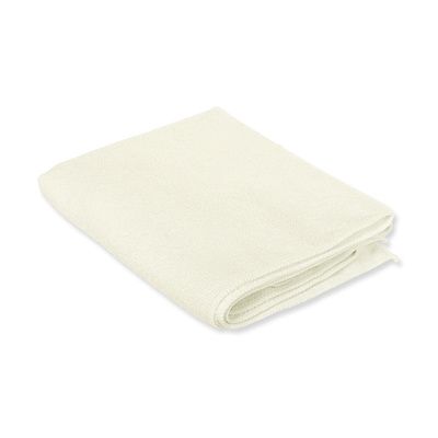 Towel for Cosmetics Treatments White 34x76cm