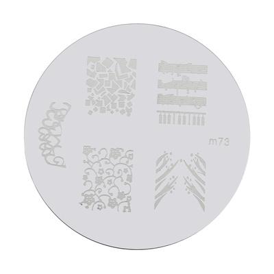 Šablon disk za pečate PMMO1 M73