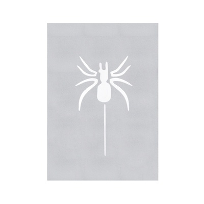 Šablon za Body Tattoo 5-3 Spider